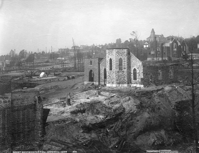 Photographer: Stephen Joseph Thompson. Public domain image provided courtesy of the Vancouver City Archives.