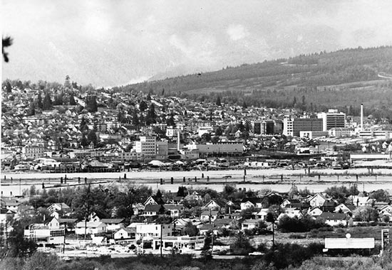 Public domain image courtesy of the New Westminster Archives.